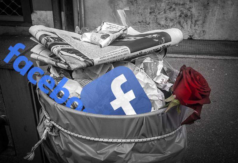 Facebookアカウント完全削除