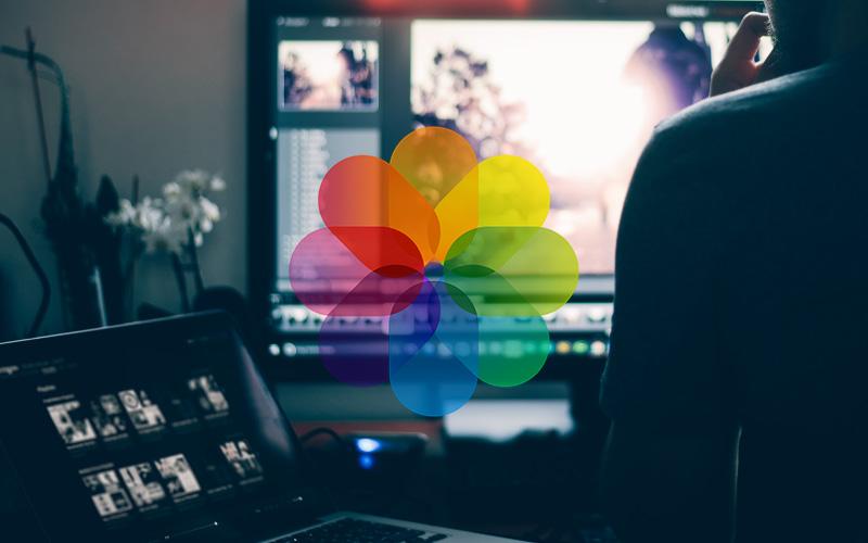 写真ライブラリを外付けHDDに移動する