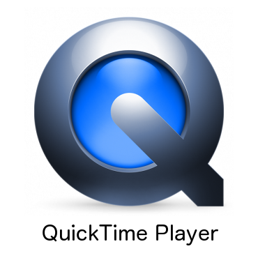 QuickTime Playerアプリケーション