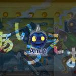 Andy日本語入力対応