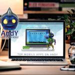 Android エミュレータ「Andy」のインストールと初期設定