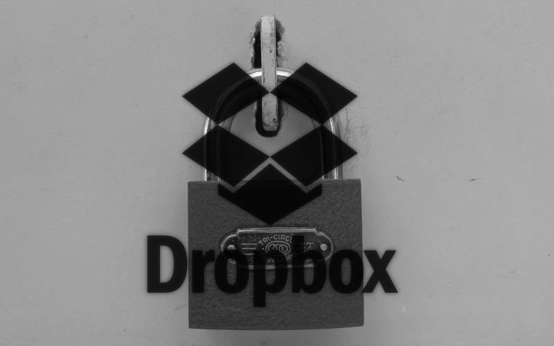「セキュリティ強化」Dropbox2段階認証の設定