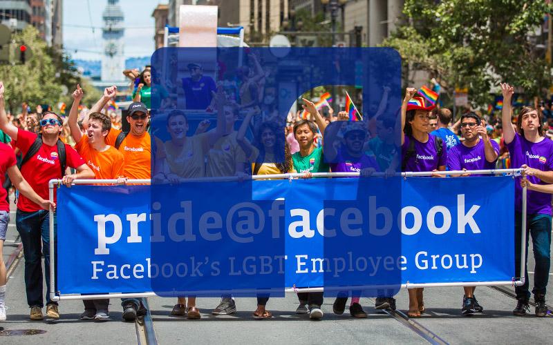 Facebookアカウント新規作成