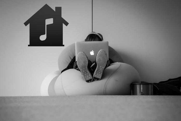 ホームシェアリングでiTunesの音楽や動画などを共有・同期、ストリーミング再生