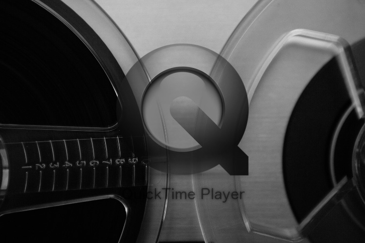 QuickTime Playerで実況動画を収録する(音声あり)方法